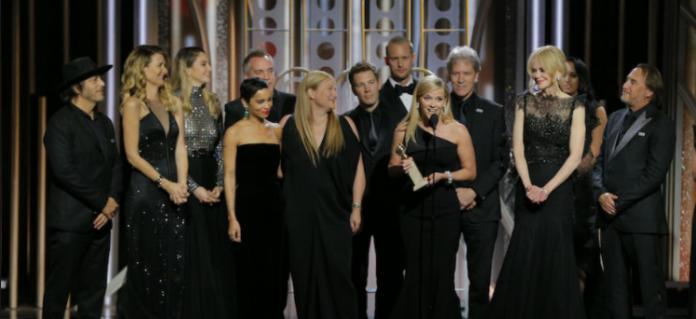 Golden Globes 2018, Time's Up Movement, fonte screenshot google image