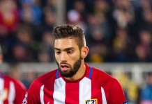Ferreira Carrasco, esterno dell'Atletico Madrid, fonte By Светлана Бекетова - soccer.ru, CC BY-SA 3.0, https://commons.wikimedia.org/w/index.php?curid=52609135