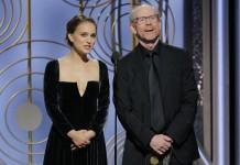 Natalie Portman e Ron Howard. Fonte: PopSugar