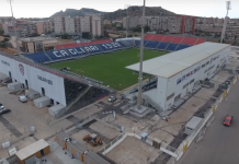 Sardegna Arena, stadio del Cagliari, fonte By Antonello Gregorini - https://www.youtube.com/watch?v=DzmO5Q_Spa0, CC BY-SA 4.0, https://commons.wikimedia.org/w/index.php?curid=62372751