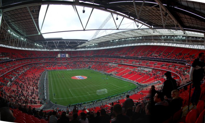 Wembley Stadium, Tottenham, fonte Flickr