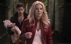 Emma e Hook, fonte foto: screenshot