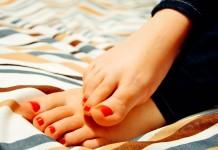 come si chiamano dita piedi