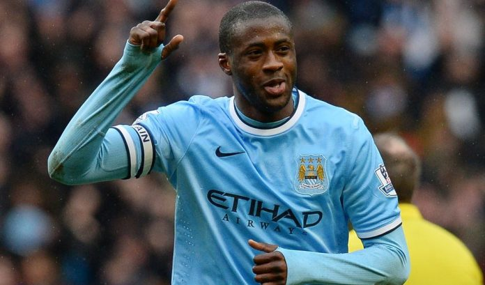 Yaya Touré, fonte Flickr