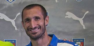 Giorgio Chiellini, fonte By Photo by PUMACropped and retouched by Danyele - mynewsdesk.com (original photo), CC BY 3.0, https://commons.wikimedia.org/w/index.php?curid=62753693