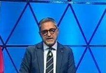 Carlo Alvino, giornalista Tv Luna, fonte screenshot
