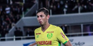 Emiliano Sala, fonte Di Fabrizio Neitzke - Opera propria, CC BY-SA 4.0, https://commons.wikimedia.org/w/index.php?curid=66510135