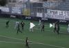 Zaniolo in gol con la Virtus Entella, fonte screeshot Youtube