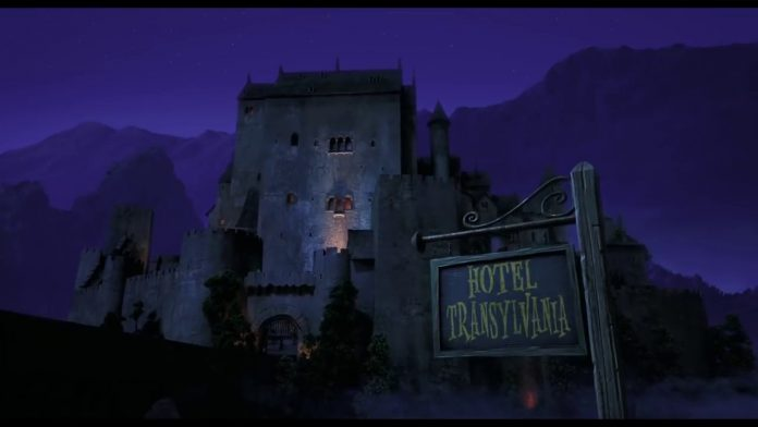 Hotel Transilvania 4, fonte screenshot youtube