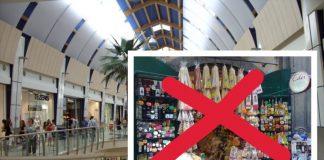 Centro commerciale, Napoli