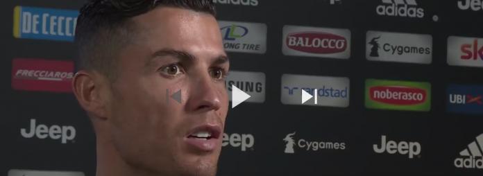 Cristiano Ronaldo, fonte Youtube