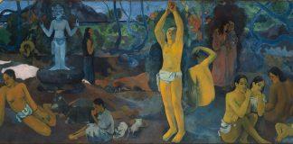 Da dove veniamo? Chi siamo? Dove andiamo? Paul Gauguin 1897