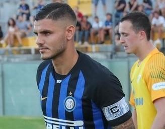 Icardi, inter, capitano