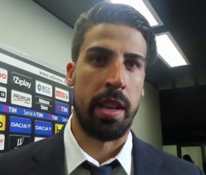 """La Juve tratta la rescissione con Khedira, ma il giocatore vuole restare: """"Amo il club, continuiamo a scrivere la storia"""""""