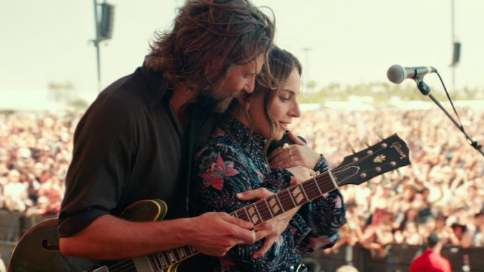 A star is born, film co Bradley Cooper e Lady Gaga