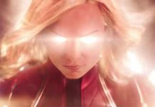 Captain Marvel, fonte screenshot youtube