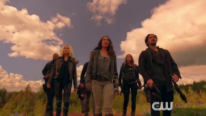 The 100, season 6, fonte screenshot youtube