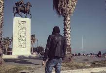 Velato, foto profilo Instagram