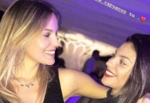 Claudia Dionigi e Irene Capuano