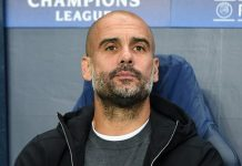 Pep Guardiola, fonte Wikipedia