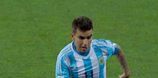 Angel Correa, fonte By funny peculiar from Wellington, New Zealand - Angel Correa of Athletico Madrid and Argentina attacking., CC BY-SA 2.0, https://commons.wikimedia.org/w/index.php?curid=41263059
