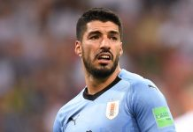 Luis Suarez, fonte Di Анна Нэсси - https://www.soccer.ru/galery/1056047/photo/734490, CC BY-SA 3.0, https://commons.wikimedia.org/w/index.php?curid=70396725