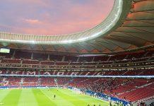 Wanda Metropolitano, stadio dell'Atletico Madrid, fonte De Fabian Vidal - Trabajo propio, CC BY-SA 4.0, https://commons.wikimedia.org/w/index.php?curid=63184648