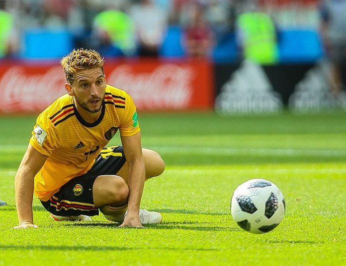 Dries Mertens, fonte By Дмитрий Садовников - soccer.ru, CC BY-SA 3.0, https://commons.wikimedia.org/w/index.php?curid=70176066