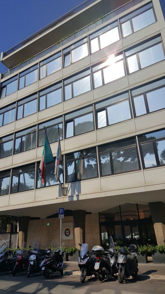 Sede FIGC Roma, fonte Wikipedia Commons