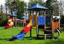 Parco giochi, contrassegnate per essere riutilizzate, fonte Pixabay
