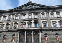 Università degli Studi di Napoli Federico II, fonte By Mister No, CC BY 3.0, https://commons.wikimedia.org/w/index.php?curid=60260927