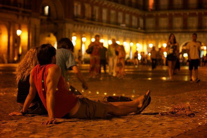 Movida notturna, fonte Flickr