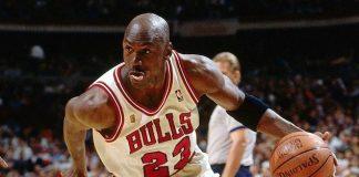 Michael Jordan, protagonista di The Last Dance, Foto Google Contrassegnata per essere riutilizzata