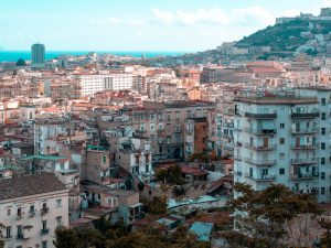 Gerardo Papiro, il giovane attivista di Napoli Est contro i