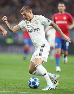 Dalla Spagna, offerta Juve per Toni Kroos: il Real riflette