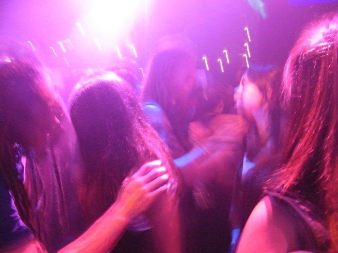 Party nelle ville, Praga festa di addio