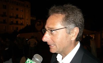 Paolo Bonolis nonno