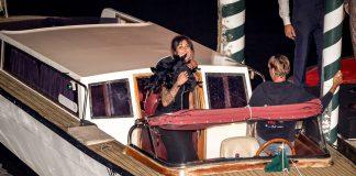 arrivo di Marianna in barca