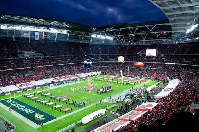Uno degli stadi di Football Americano della NFL, Foto Google