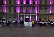 Comitato Commercianti Agro Nolano flash mob