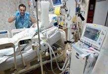 Medici positivi, Sovraffollamento delle terapie intensive