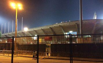 Stadio Vigorito, Benevento, fonte Di Granata92 - Opera propria, CC BY-SA 4.0, https://commons.wikimedia.org/w/index.php?curid=50939931