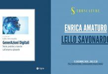 Presentazione del volume GenerAzioni digitali. Teorie, pratiche e ricerche sull'universo giovanile a cura di Lello Savonardo (Egea 2020)