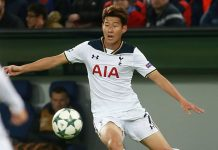Son Heung min, fonte By Дмитрий Голубович - http://www.soccer.ru/galery/940971.shtml, CC BY-SA 3.0, https://commons.wikimedia.org/w/index.php?curid=51936949