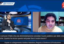 Andrea Valentino a La Res Publica Cinema e teatro dovranno reinventarsi, l'arte dà anche da mangiare