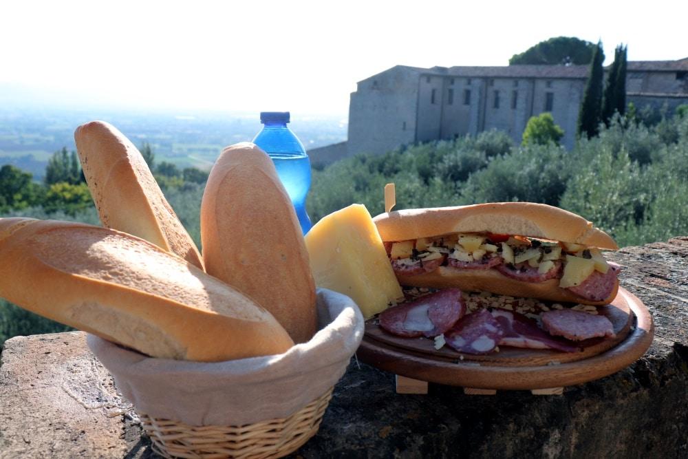 Dove mangiare ad Assisi spendendo poco
