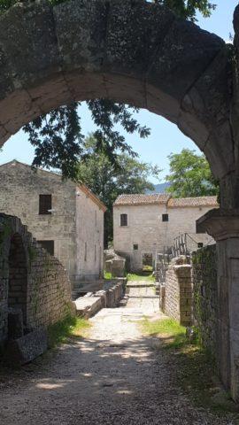 Sepino Area Archeologica