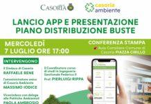 Lancio app presentazione piano distribuzione buste