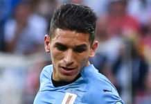 Torreira By Светлана Бекетова - https://www.soccer.ru/galery/1054550/photo/731795, CC BY-SA 3.0, https://commons.wikimedia.org/w/index.php?curid=71193303